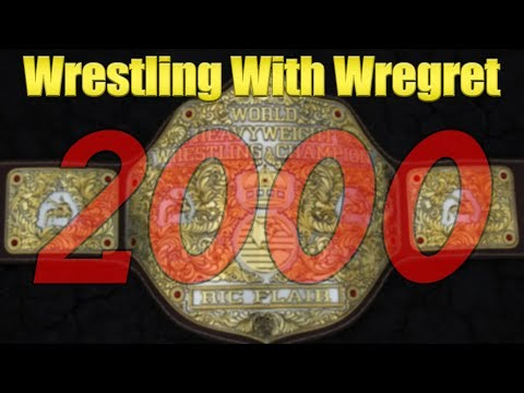 The WCW Championship in 2000  Wrestling With Wregret