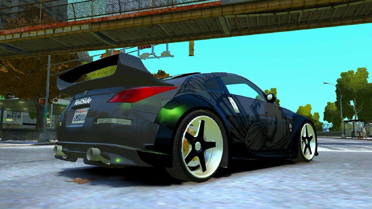 2 Tokyo Drift DKs Veilside 350z New Vehicles GTA IV YouTube