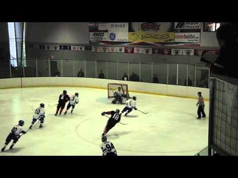 Tanner Creel 72 Goalie Team IL Bauer Invitational Hockey YouTube