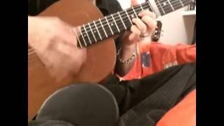 Chiều Hành Quân. Lam Phương. GuitarSolo• davincivo