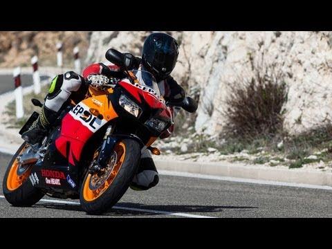 Test-Video | Honda CBR 600 RR 2013 |  Action & Onboard & Fahreindrücke