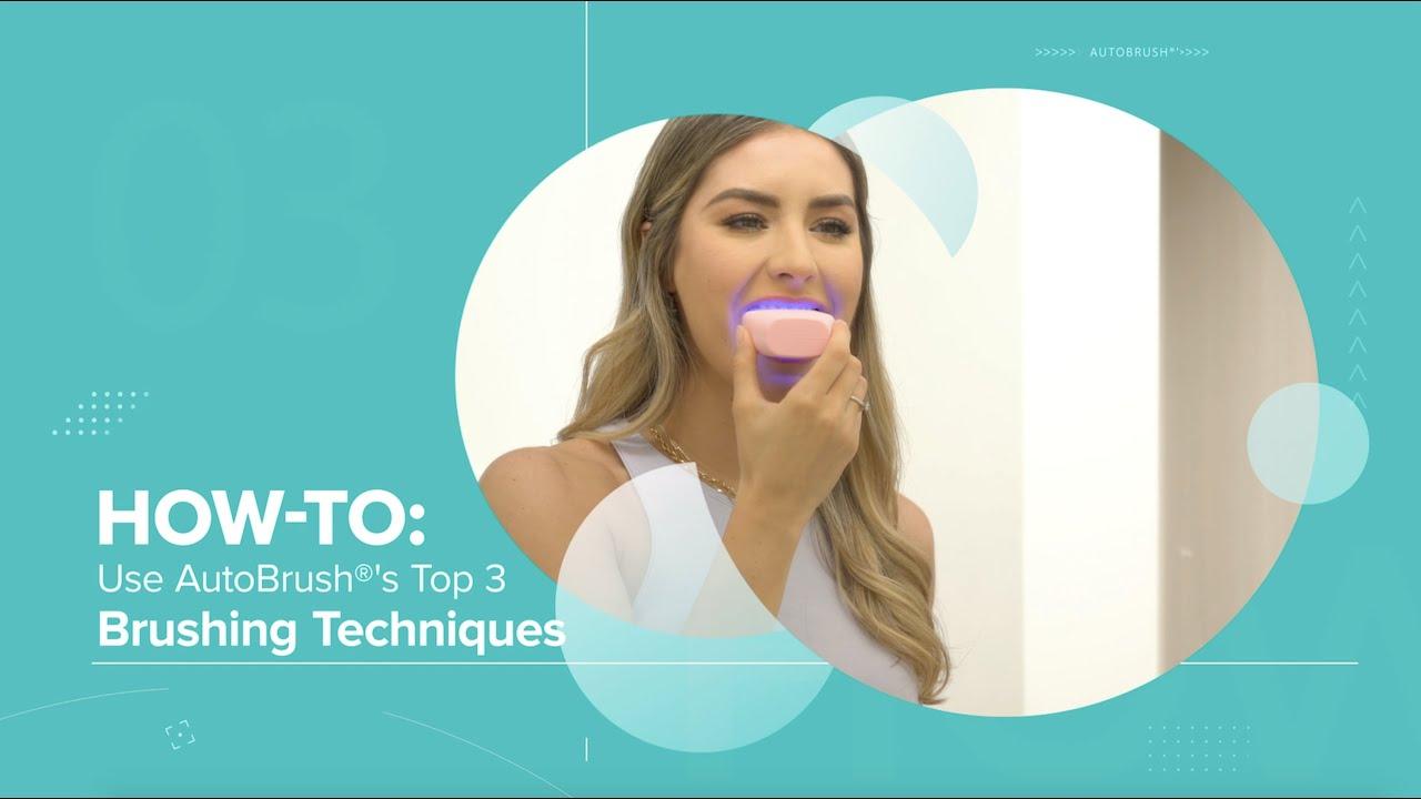 AutoBrush® Whitening Kit video thumbnail