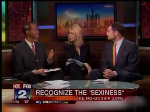 "Detroit welcomes ""The No-Gossip Zone"" author Sam Chapman"