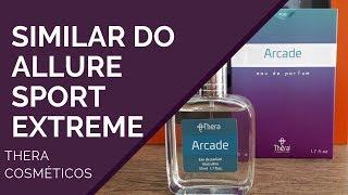 PERFUME ARCADE (similar do ALLURE HOMME SPORT EXTREME) - Thera Cosméticos
