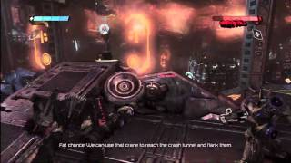Transformers War for Cybertron: Decepticons Ch. I Walkthrough (Part 1-3) [1080 HD]