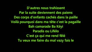 Video Keblack Tout va bien Paroles download MP3, 3GP, MP4, WEBM, AVI, FLV Agustus 2017