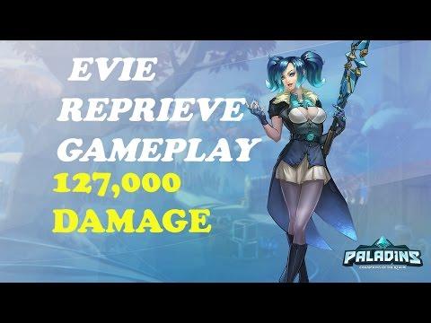 127k 53 Elim Reprieve Evie Gameplay