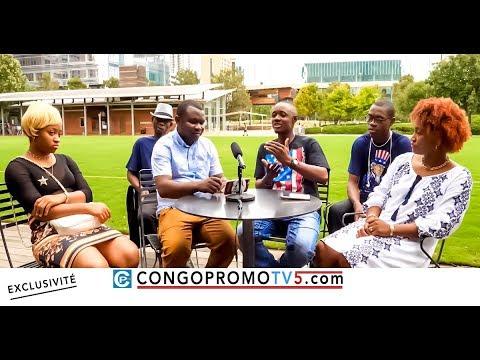 Les jeunes de Kisangani présentent une agence qui facilite la DV LOTTERY | agence la diaspora