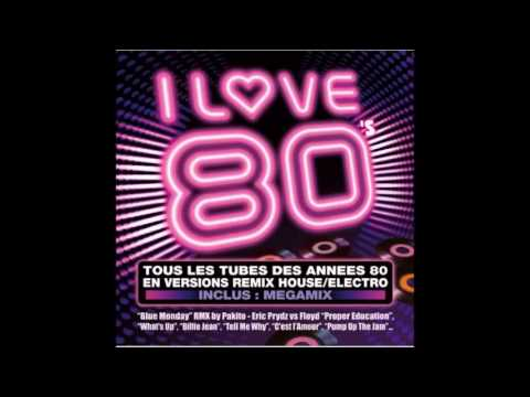 Compilation 80s - Whats Up - 4 Non Blondes (Remix)