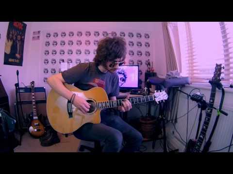 Harry Potter Theme (Acoustic Guitar Cover) - John Williams