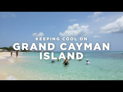 Endless Vacation Video Tour: Keeping Cool on Grand Cayman Island