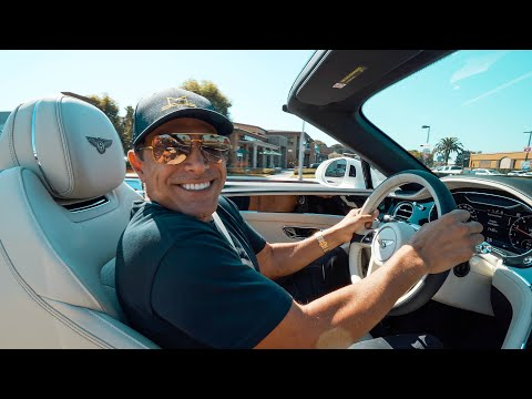 TEST DRIVING THE BENTLEY FLYING SPUR || Manny Khoshbin