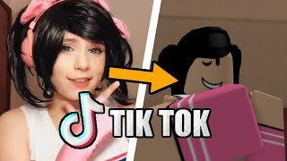 RECREATING Tik Toks In ROBLOX! Ironic Tik Tok MEMES (Meme Gallery #10)