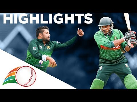 Day 4 - Match Highlights | Physical Disability Cricket World Series 2019