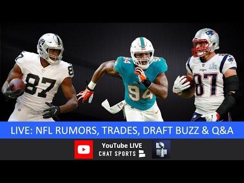 NFL Daily: NFL Draft & Free Agency Talk With Mitchell Renz & Tom Downey (March 25th)
