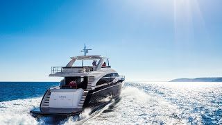 Princess 88 Motor Yacht | Flybridge motor yacht