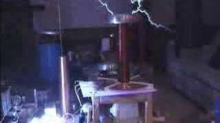 Tesla Coil Pool Experiment | Real Life Raiden