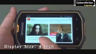 Celular uso rudo android  IP68