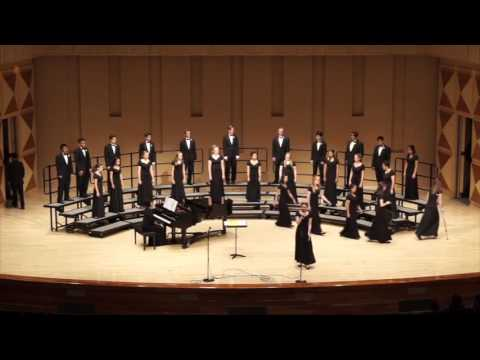 Clovis East High School Choirs - Into the Cosmos (Full Concert)
