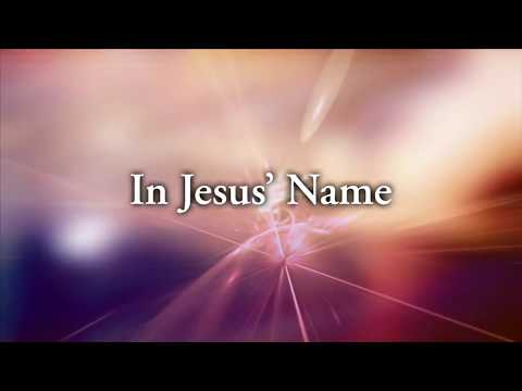 Darlene Zschech - In Jesus' Name (Official Lyric Video)