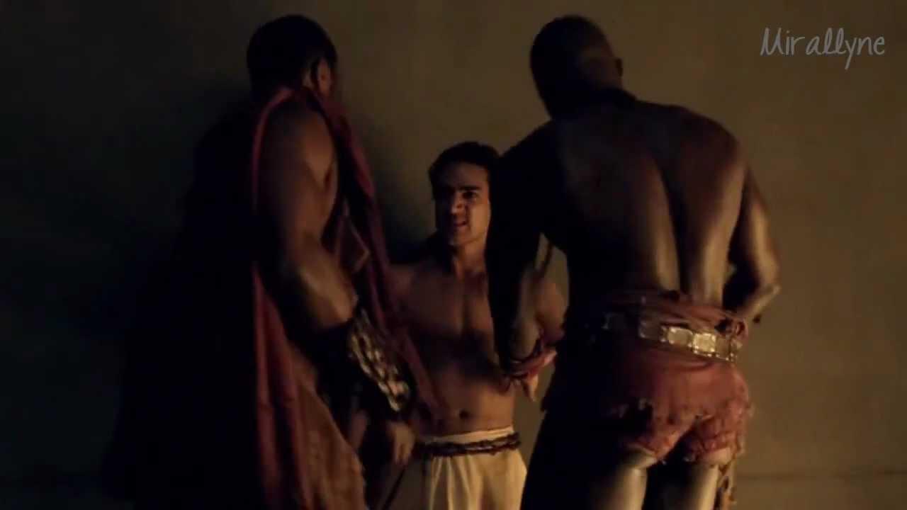 Spartacus Vengeance Nasir Breath Of Life