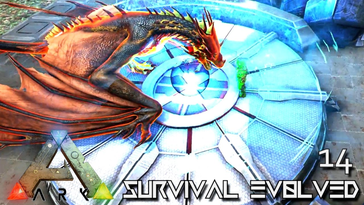 ARK: SURVIVAL EVOLVED - NEW TEK CLONING CHAMBER & ORIGIN