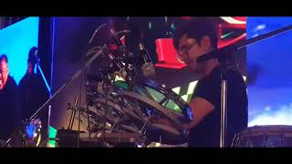 MASTER Percussionist - VESHESH THE PERCUSSIONIST AT MERCK ( CORPORATE EVENT )