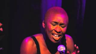 Cynthia Erivo sings 'And There it Is' at the Hippodrome September 7th, 2015