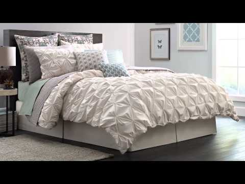 Real Simple Camille & Jules Bedding Collection at Bed Bath & Beyond