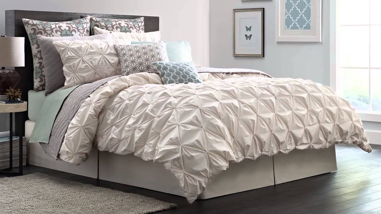 Real Simple Camille Amp Jules Bedding Collection At Bed Bath
