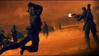 Sniper Elite Zombie Army 2 Video Game -  Gameplay PC HD