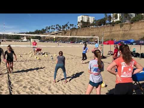 Santa Monica Beach Volleyball Club