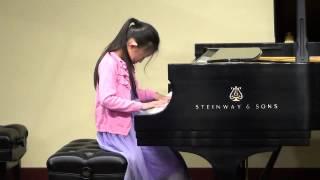 Ellen Zhang Waltz In B Minor F Chopin And Tarantella S Prokofiev