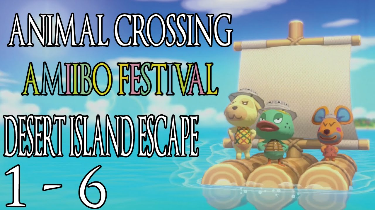 how to get to the island in animal crossing gamecube