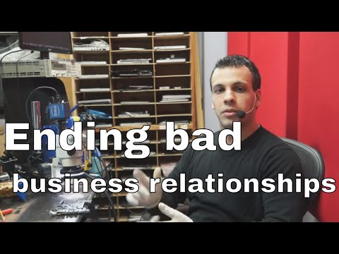 ending convoluted business relationships