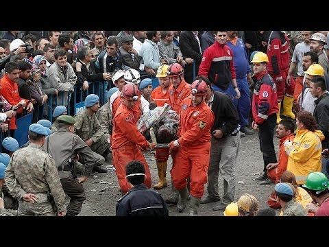 Turkey mine disaster: hope of finding survivors fades, at least 200 killed