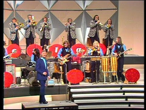 James Last - Non Stop Dancing '73 Medley (Starparade 8-2-73)