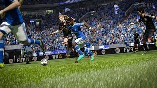 FIFA 15 - Nouveautés, Gameplay et Test Complet sur PS4