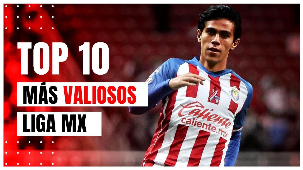 Download Los 10 Jugadores MEXICANOS MÁS CAROS de la Liga MX- 2021   Cuvana Sports
