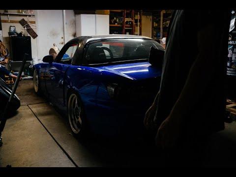 S2000 Hardtop stolen !!!