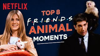 The One with All the Animals | Friends | Netflix India