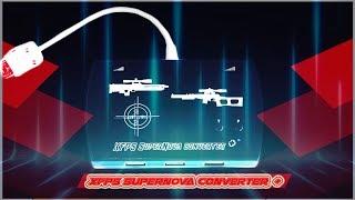 Must Buy !  XFPS SuperNova + converter