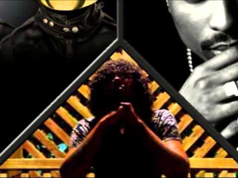 Daft Punk vs. 2Pac & Joel Padilla - Holler If Ya Hear Da Funk (Massive Mark Mashup)