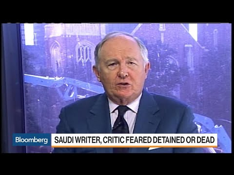Ex-Amb. Jordan on Disappearance of Journalist Jamal Khashoggi