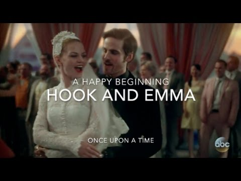 Hook And Emma- A Happy Beginning ( + 6x20 Musical Episode )