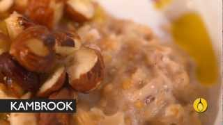 Traditional Porridge With Chia & Maple Syrup