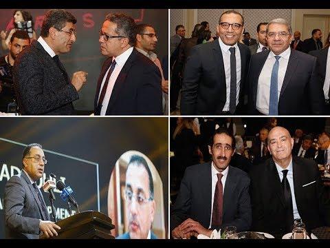 وزراء ورجال المال والأعمال يصلون احتفالية BT100 لتكريم قادة الاقتصاد  - 21:22-2018 / 2 / 19