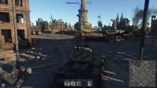 WarThunder RB 2016.05.28 T-26E:
