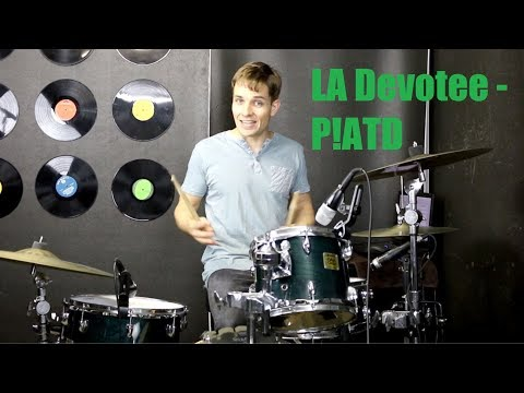 LA Devotee Drum Tutorial - Panic! At The Disco