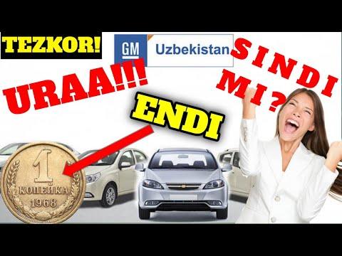 TEZKOR!!! GM Uzbekistan sinyaptimi? xoziroq koring.